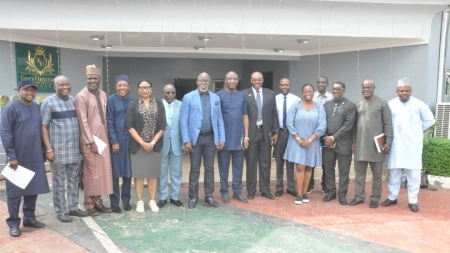 NFF BOSS, PINNICK CHARGES ADHOC COMMITTEE TO WORK IN GAME'S INTEREST