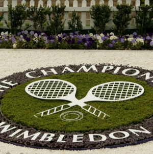 IT'S 143RD ANNIVERSARY OF WIMBLEDON TENNIS CHAMPIONSHIP