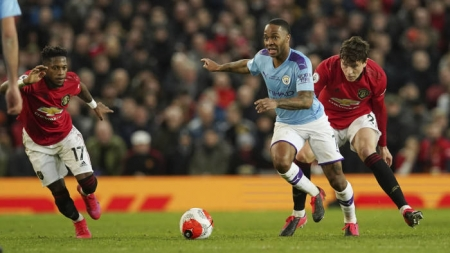 PREMIER LEAGUE HOLDS NO-CONTACT CRUCIAL MEETING ON OPTIONS WHEN EPL RESUMES