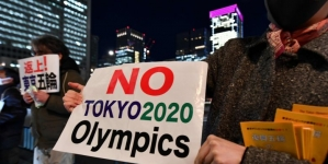 TOKYO 2020 FACES POSSIBLE CANCELLATION