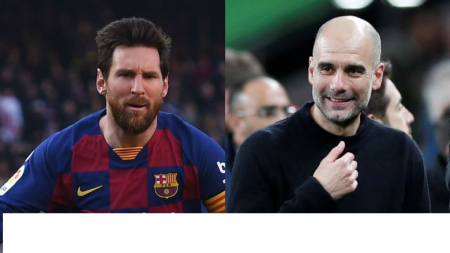 MESSI, GUARDIOLA DONATE A MILLION EUROS EACH TO CORONAVIRUS BATTLE