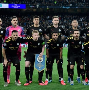 COVID-19 COULD WIPE OFF $647 MILLION IN MARKET VALUE OF MANCHESTER CITY PLAYERS