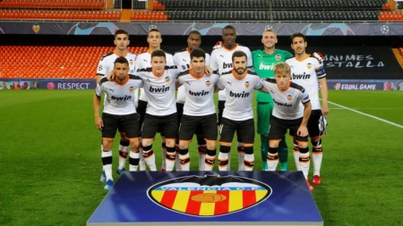 ONE THIRD OF VALENCIA SQUAD AND STAFF HAVE CORONAVIRUS