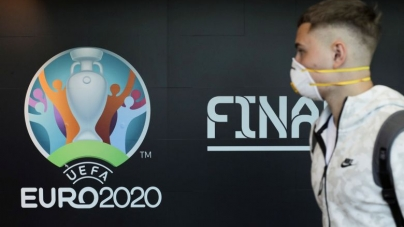UEFA TO DECIDE EURO 2020 FATE TODAY VIA VIDEO CONFERENCE