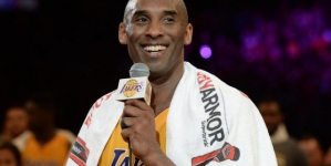 KOBE BRYANT LAST GAME TOWEL SOLD FOR $33,000