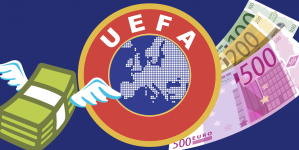 UEFA CONSIDERING SUSPENDING FINANCIAL FAIR PLAY RULES DUE TO CORONAVIRUS CRISIS