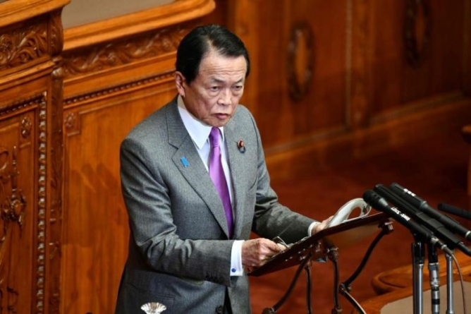 THE TOKYO GAMES ARE CURSED AND THAT'S A FACT, SAYS JAPAN'S DEPUTY PM ASO