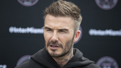 'NO CONTROVERSY, MESSI IS BETTER THAN RONALDO, SAYS DAVID BECKHAM