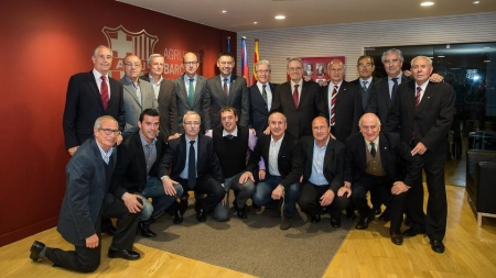 BARCELONA DENY 'SERIOUS AND UNFOUNDED' CORRUPTION CLAIMS AFTER SIX BOARD MEMBERS RESIGN