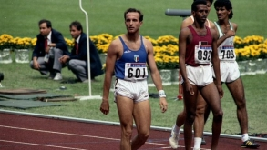 ITALY'S DOUBLE OLYMPIC 800M FINALIST SABIA DIES FROM CORONAVIRUS