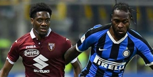 OLA AINA, VICTOR MOSES BACK IN ACTION AS ITALY'S SERIE A RESTARTS ON JUNE 20