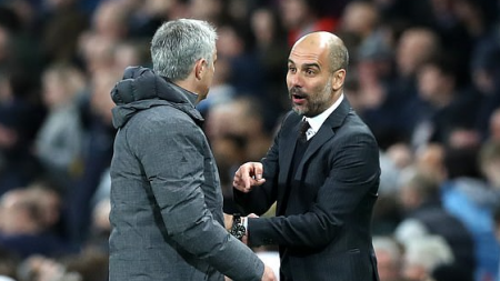 HOW BEST OF PALS, PEP GUARDIOLA AND JOSE MOURINHO BECOME BEST OF ENEMIES