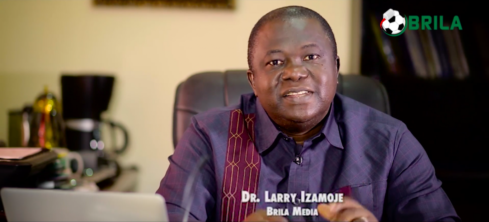 LAGOS SWAN MOURNS WITH SPORTS BROADCASTING ICON, LARRY IZAMOJE