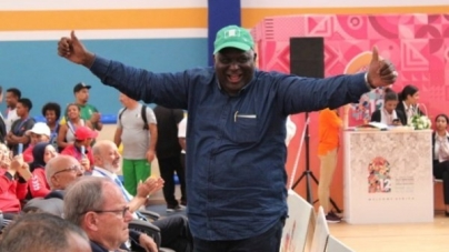 FRANCIS ORBIH, NIGERIA'S BADMINTON CHIEF MOURNS WEIGHTLIFTING PRESIDENT