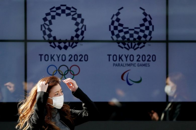 IMPOSSIBLE TO DELAY GAMES AGAIN, SAYS TOKYO CHIEF