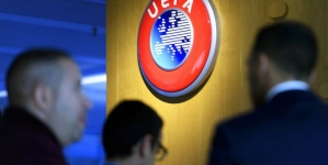 BELGIAN FEDERATION IN UEFA TALKS OVER DECISION ON SUDDEN END TO ITS SEASON