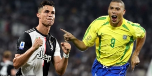 A BATTLE OF TWO RONALDOS: WHO IS GREATER?