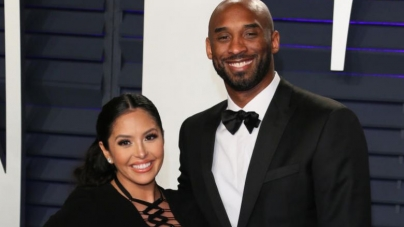 LATE NBA STAR KOBE BRYANT'S WIFE VANESSA SHARES 'I CAN'T BREATHE' PHOTO