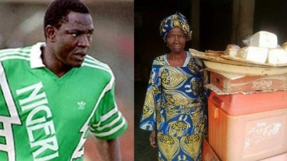 NIGERIA SPORTS MINISTRY PLACES LATE RASHIDI YEKINI'S MOTHER ON MONTHLY STIPEND