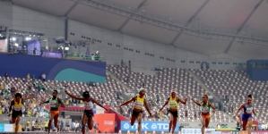 AFTER FOOTBALL, WORLD ATHLETICS SET FOR EMPTY STADIUMS