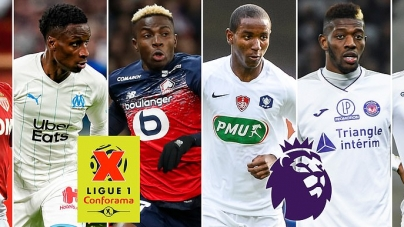 OSIMHEN LISTED AMONG SIX LIGUE 1 YOUNG PLAYERS TOP 5 PREMIERSHIPS CLUBS ARE CHASING