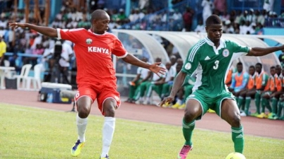 UPDATED WITH VIDEO: SUPER EAGLES BEGIN 52-YEAR UNBEATEN RUN WITH KENYA