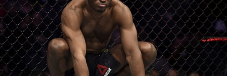 HOW FATHER'S PRISON SENTENCE POWERED KAMARU USMAN'S UFC AMBITION