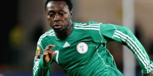 EX-NIGERIA ATTACKER CHINEDU OBASI IN 2014 WORLD CUP BRIBE CLAIM