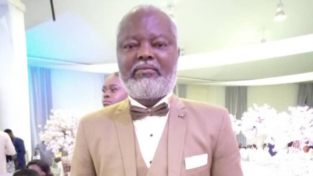 DECEASED NFF BOARD MEMBER, OKENWA, FOR BURIAL ON JUNE 10