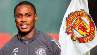 MAN UTD HANDED BOOST IN ODION IGHALO TRANSFER AFTER SHANGHAI SHENHUA DECISION