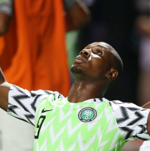 ODION IGHALO IS WORLD FOOTBALL'S NUMBER 8 HIGHEST EARNER