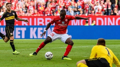 FIVE NIGERIANS WARM-UP FOR ACTION AS GERMAN BUNDESLIGA RESUMES