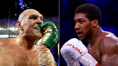I WILL BATTER ANTHONY JOSHUA INSIDE FIRST ROUND, TYSON FURY FURIOUS VOWS
