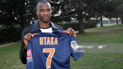 NIGERIA'S JOHN UTAKA GETS MONTEPELLIER COACHING JOB