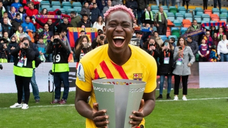 ASISAT OSHOALA AIMS HIGHER AND HIGHER