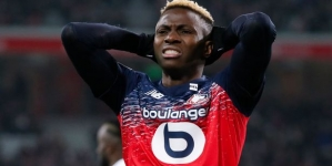 LILLE AND SUPER EAGLES' STRIKER, VICTOR OSIMHEN IS BEREAVED!