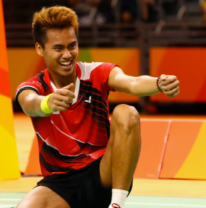 OLYMPIC BADMINTON CHAMPION, AHMAD RETIRES BEFORE RE-ARRANGED TOKYO 2020