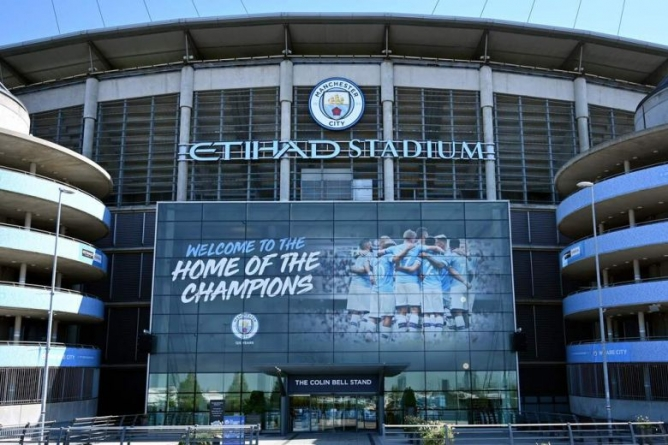 ETIHAD STADIUM CLEARED FOR EPIC MAN CITY LIVERPOOL DUEL