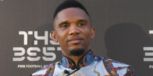 ETO'O REVEALED HE WAS AN 'ACCIDENTAL' FOOTBALL STAR