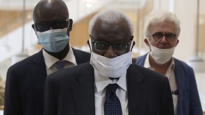 FORMER IAAF BOSS, LAMINE DIACK ACCUSED OF GETTING £3m BRIBES FROM ATHLETES TO COVER UP DOPING