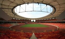 MOSHOOD ABIOLA NATIONAL STADIUM WILL COME AGOG SOON, SAYS NIGERIA'S SPORTS MINISTER