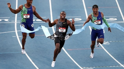 SUSPENDED WORLD FASTEST MAN, COLEMAN IS IGNORANT, SAYS AGENCY