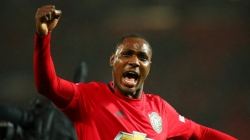 VIDEO: IGHALO PROMISES TO LIFT MAN UNITED TO HIGHER LEVEL