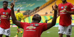 ODION IGHALO PROPELS MAN UNITED TO FA CUP SEMI FINALS