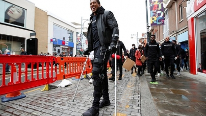 ANTHONY JOSHUA INJURED IN TRAINING