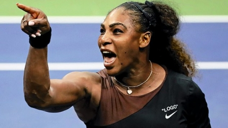 SERENA WILLIAMS BECOMES FIRST STAR TO CONFIRM US OPEN ATTENDANCE