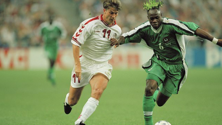 TODAY IN HISTORY: DANE GUN DOWNS SUPER EAGLES