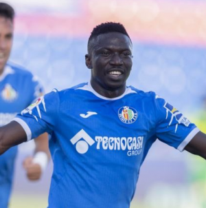 ETEBO 'RELISHES' FIRST GOAL IN LA LIGA FOR GETAFE
