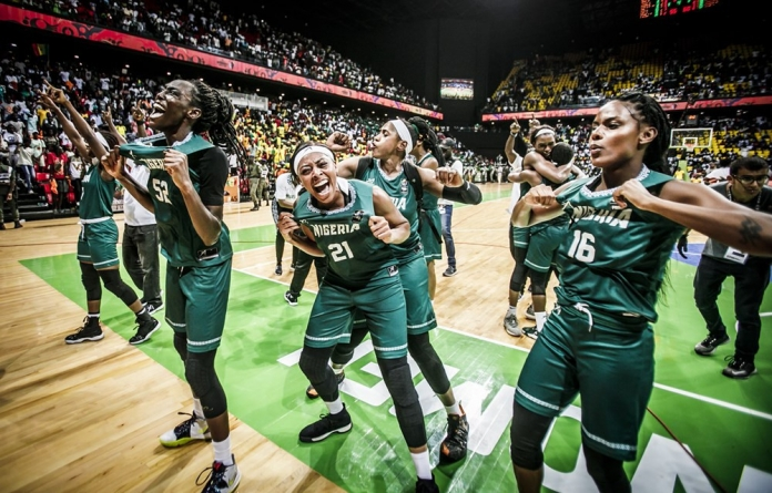 NIGERIA CAN BE A TOP TEN WOMEN'S BASKETBALL NATION, SAYS CENTRE AKHATOR