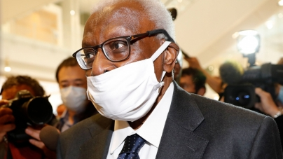 EX-IAAF BOSS, DIACK ADMITS NEGLIGENCE IN SON'S CORRUPTION ACTS